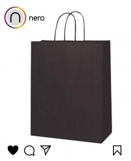 Shoppers Neutre Manici Cordino - Colorate