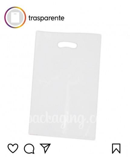 Sacchetti in Plastica Riutilizzabile Generiche Manici Fagiolo 10 kg