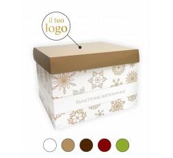 scatola porta panettone personalizzata