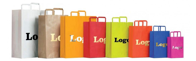 Buste, Shoppers, Sacchetti per Negozi Personalizzati