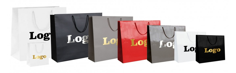 Stampa le tue Buste, Shoppers, Sacchetti per Negozi Personalizzati
