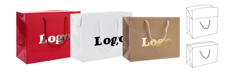 Buste Bag Box, Shoppers a borsa, Sacchetti Eleganti personalizzati