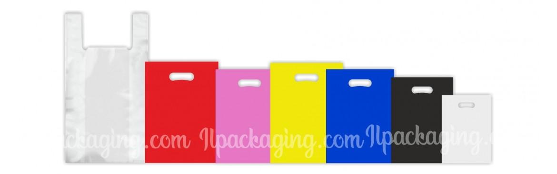 Fornitore Buste, Shoppers, Sacchetti in Plastica Riutilizzabili