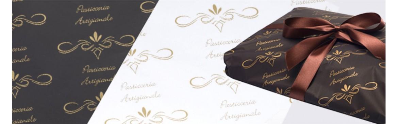 Carta per Alimenti Neutra e Personalizzata con il Tuo Logo
